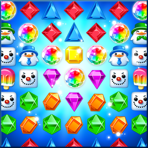 Jewel Ice Mania : Match 3 Puzzle  21.0324.09 Apk Mod (unlimited money) Download latest