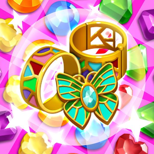 Jewel Witch Best Funny Three Match Puzzle Game Apk Pro Mod latest 1.8.3