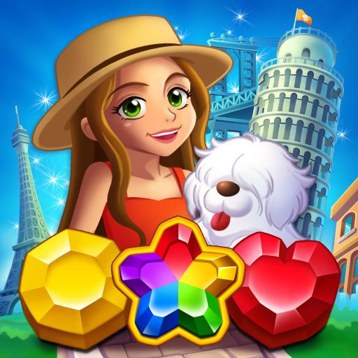 Jewels City POP : Match 3 World 1.1.5 Apk Mod (unlimited money) Download latest