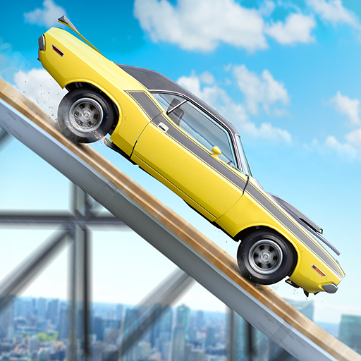 Jump The Car   Apk Pro Mod latest 1.6.0