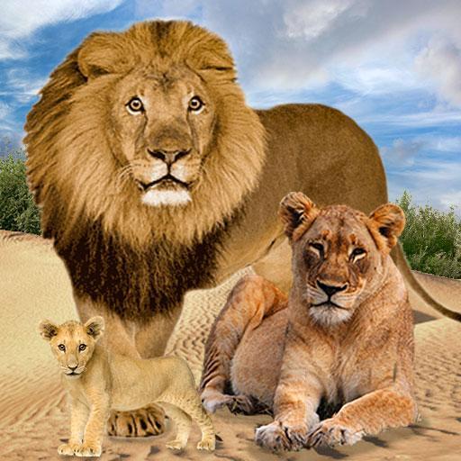 Jungle Kings Kingdom Lion Family   Apk Pro Mod latest 2.6