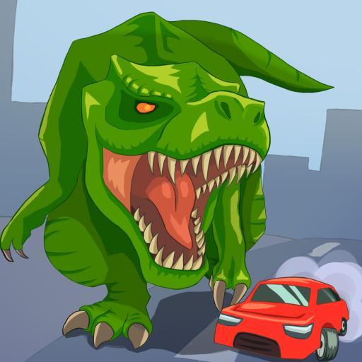 Jurassic Dinosaur: City rampage 2.12 Apk Mod (unlimited money) Download latest