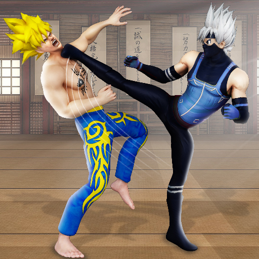 Karate King Fight: Offline Kung Fu Fighting Games  1.8.9 Apk Mod (unlimited money) Download latest