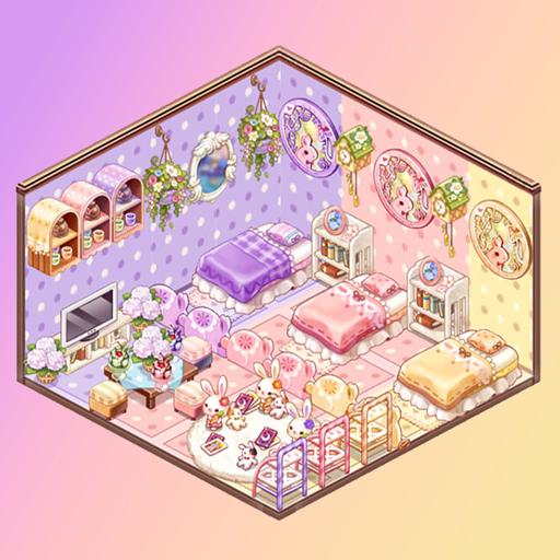 Kawaii Home Design – Decor & Fashion Game 0.8.1 Apk Mod (unlimited money) Download latest
