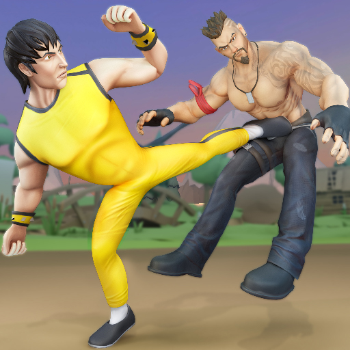 Beat Em Up Fighting Games: Kung Fu Karate Game  4.2 Apk Mod (unlimited money) Download latest