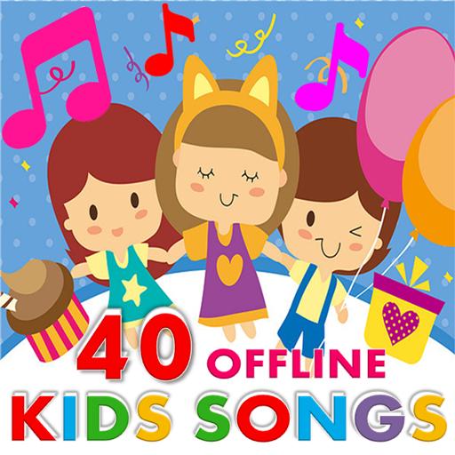 Kids Songs Best Offline Nursery Rhymes  1.4.0 Apk Mod (unlimited money) Download latest