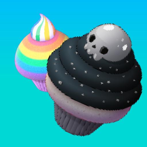 Kwazy Cupcakes : Free Match 3 Puzzle Game Apk Mod latest