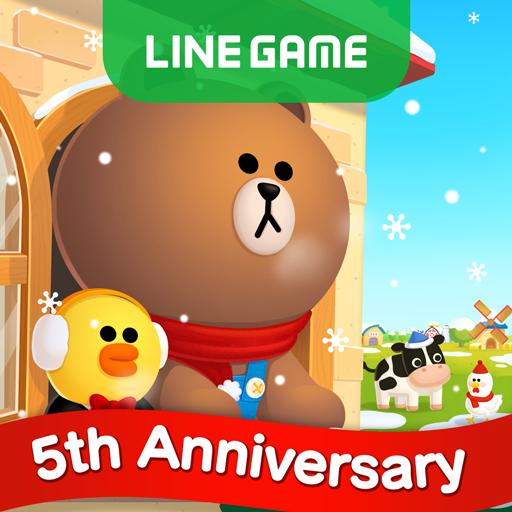 LINE BROWN FARM 3.2.2 Apk Mod (unlimited money) Download latest