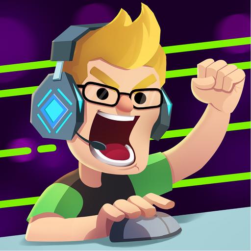 League of Gamers Be an Esports Legend Apk Pro Mod latest 1.4.5