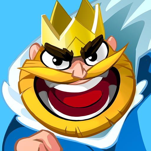 Like a King RTS: 1v1 Strategy  Apk Mod latest 1.1.23