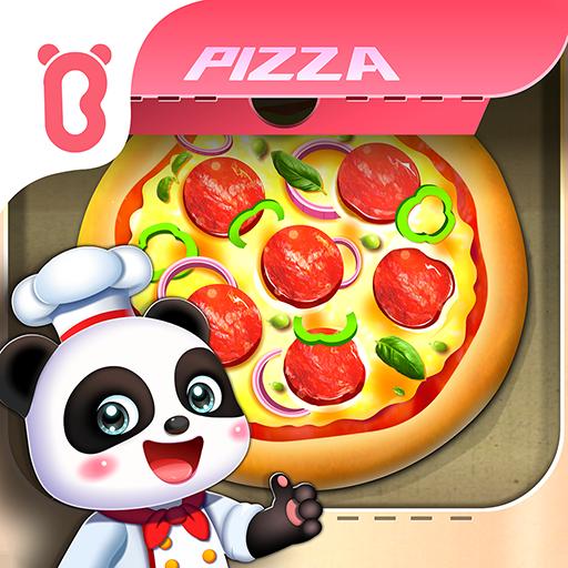 Little Panda's Space Kitchen – Kids Cooking  Apk Mod latest 8.51.00.01