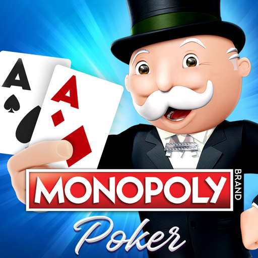 MONOPOLY Poker The Official Texas Holdem Online 1.1.6 Apk Mod (unlimited money) Download latest