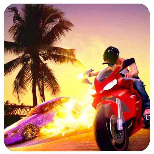 Mafia Gangster Vegas Bike Crime In miami Apk Mod latest