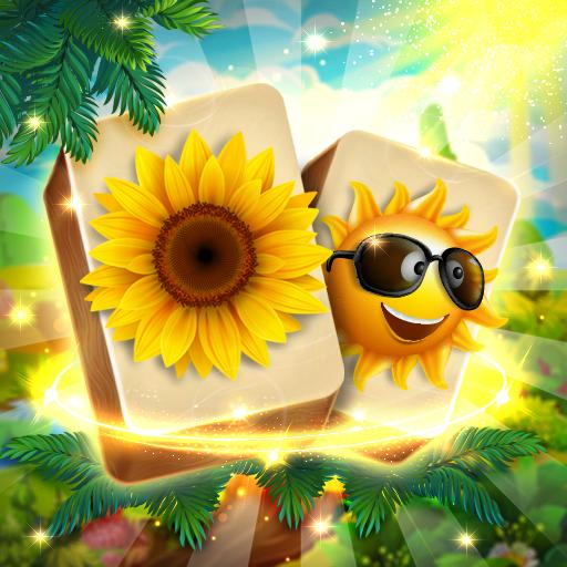Mahjong Solitaire: Summer Blossom Apk Pro Mod latest