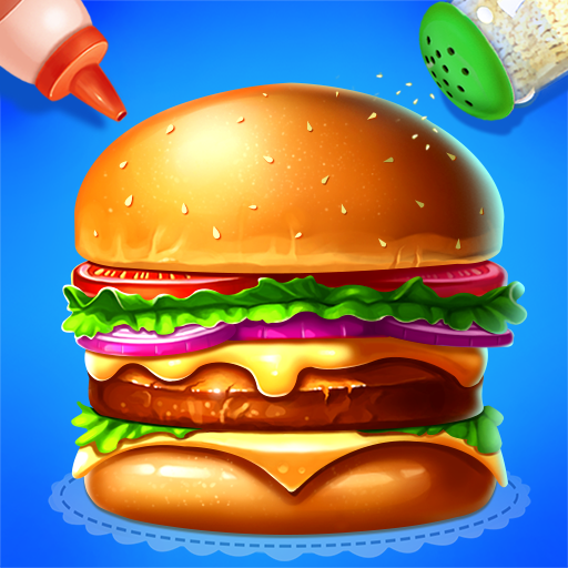 🍔🍔Make Hamburger – Yummy Kitchen Cooking Game Apk Mod latest