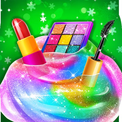 Make-up Slime – Girls Trendy Glitter Slime   Apk Pro Mod latest 2.0.2