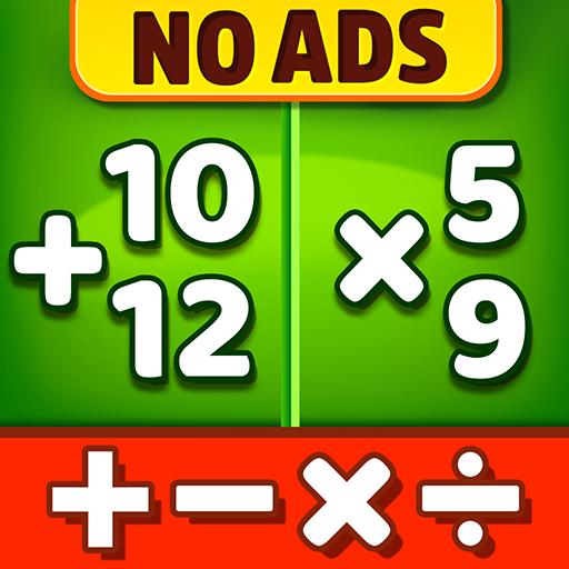 Math Games Addition, Subtraction, Multiplication   Apk Pro Mod latest 1.1.0