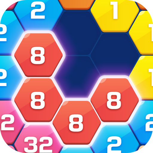 Merge  Block Puzzle – 2048 Hexa  Apk Mod latest 2.0.17