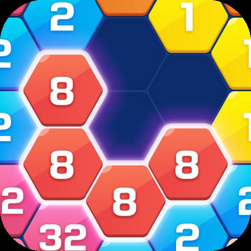 Merge Block Puzzle – 2048 Hexa Apk Pro Mod latest 1.4.8