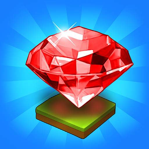 Merge Jewels: Gems Merger Evolution games Apk Pro Mod latest 2.0.17