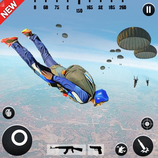 Modern Commando Secret Mission FPS Shooting Game Apk Pro Mod latest 1.0