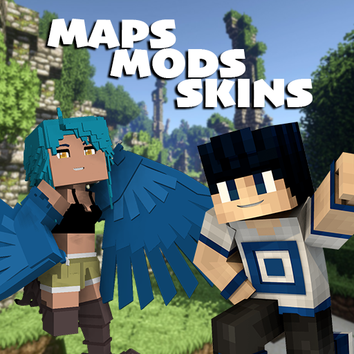 Mods, Skins, Maps for Minecraft PE Apk Pro Mod latest 2.1