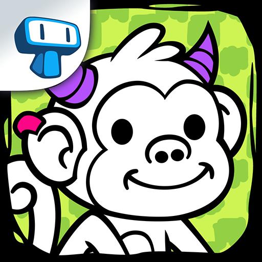 Monkey Evolution – Simian Missing Link Game  Apk Pro Mod latest