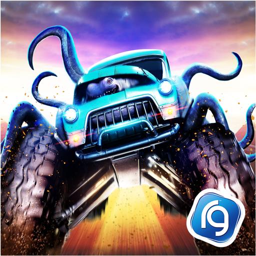 Monster Trucks Racing 2020   Apk Pro Mod latest 3.4.256