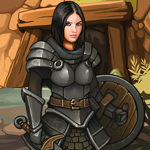 Moonshades dungeon crawler RPG game 1.6.13 Apk Mod (unlimited money) Download latest