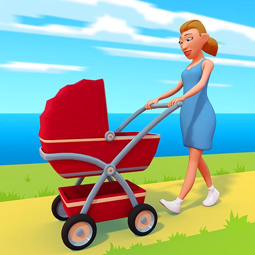 Mother Simulator Happy Virtual Family Life   Apk Pro Mod latest 1.5.6