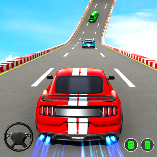 Muscle Car Stunts 2020 Mega Ramp Stunt Car Games  2.3 Apk Mod (unlimited money) Download latest