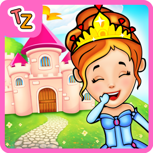 👸 My Princess Town – Doll House Games for Kids 👑 Apk Mod latest 2.4