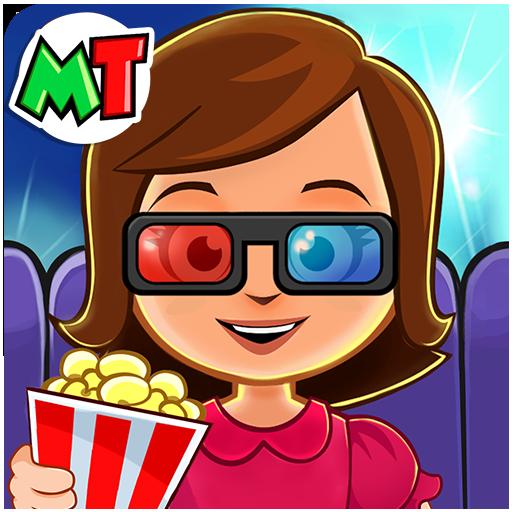 My Town : Cinema & Movie Star – Kids Movie Night Apk Pro Mod latest 1.10