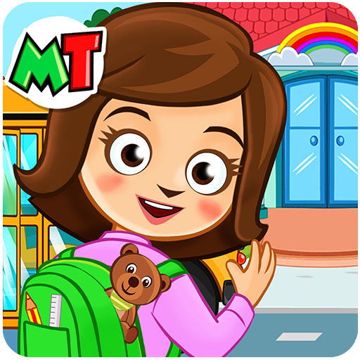 My Town: Preschool Game – Learn about School   Apk Pro Mod latest 1.07