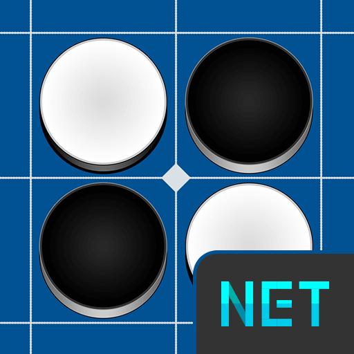 リバーシNET-無料のオンラインリバーシ対戦アプリ-ボードゲーム Apk Mod latest 1.8.1