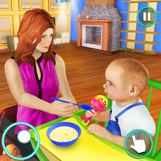 New Baby Single Mom Family Adventure  1.1.9 Apk Mod (unlimited money) Download latest