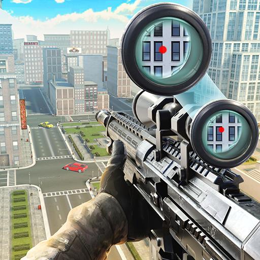 New Sniper Shooter: Free offline 3D shooting games Apk Pro Mod latest 1.83