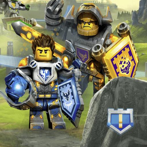 Nexo Knight war of Ghost Apk Pro Mod latest 2.0