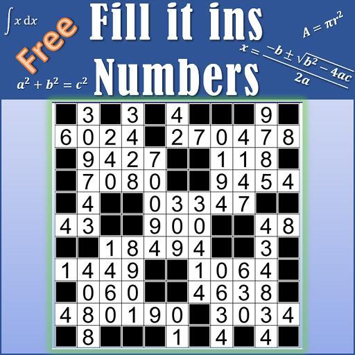 Number Fill in puzzles – Numerix, numeric puzzles   Apk Pro Mod latest 6.6