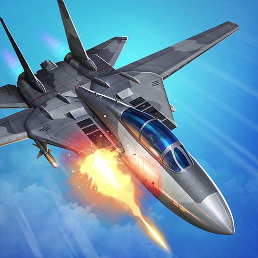 Over G Modern Air Combat Apk Pro Mod latest 2.3.0