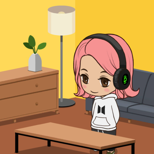 PP Doll & Home FREE. Dressing and Decorating!  Apk Mod latest 1.115