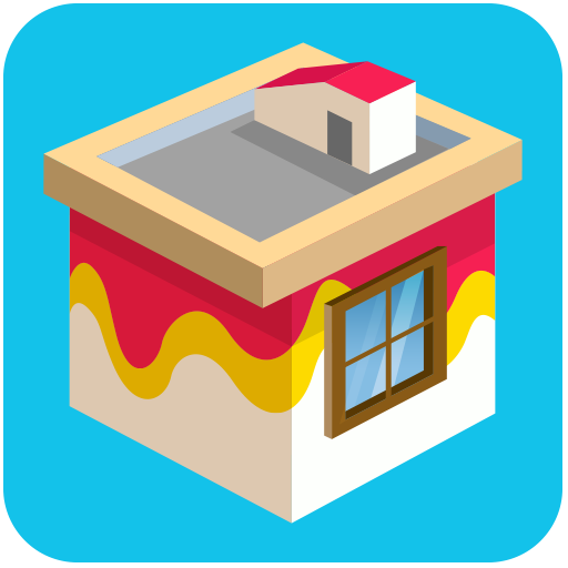 Paint wall | Exciting House Painting Puzzle Game  Apk Mod latest 8.53