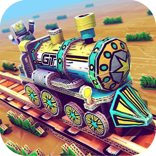 Paper Train: Rush   Apk Pro Mod latest 1.9.0