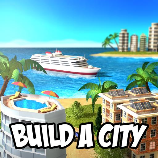 Paradise City: Simulation Building Game Apk Pro Mod latest 2.4.7