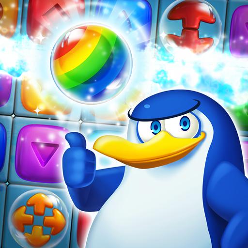 Pengle Penguin Match 3 Apk Pro Mod latest 2.1.1
