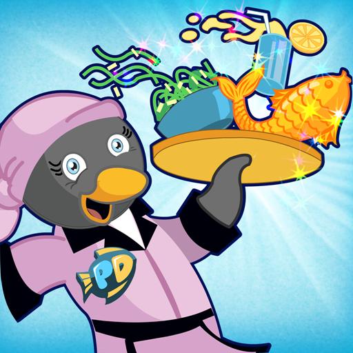 Penguin Diner 2 1.1.5 Apk Mod (unlimited money) Download latest