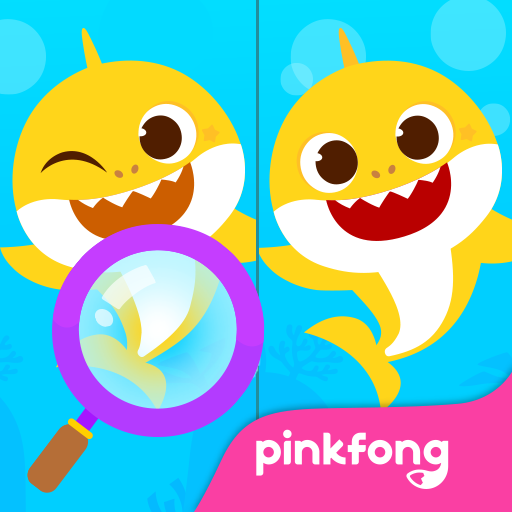 Pinkfong Spot the difference : Finding Baby Shark  Apk Mod latest