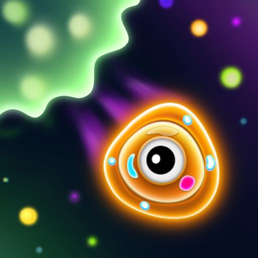 Plazmic! Eat Me io Blob Cell Grow Game Apk Pro Mod latest