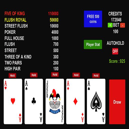 Poker Jolly Card   Apk Pro Mod latest 1.7