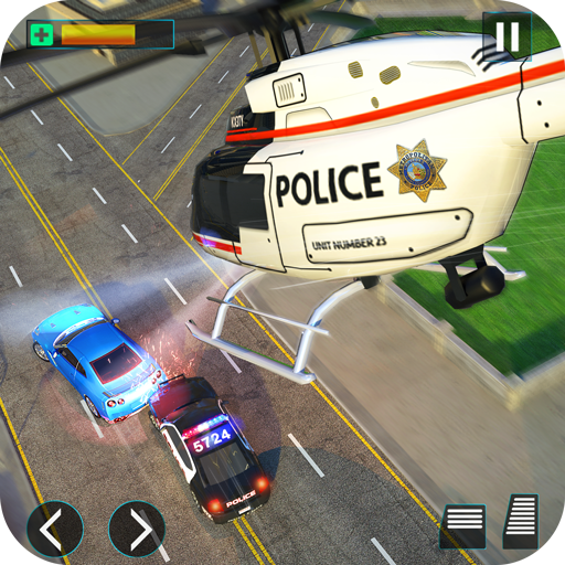 Police Cop Chase Racing: City Crime Apk Pro Mod latest 0.7